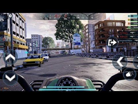 Juego de Android Battlefield Mobile Max Graphics