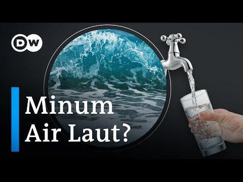 Bisakah Teknologi Desalinasi Air Laut Atasi Krisis Air Tawar Dunia | #PlanetA